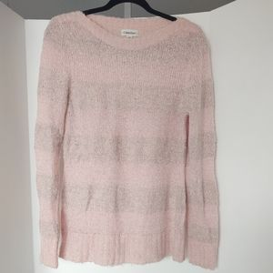 CK Sweater with sequins